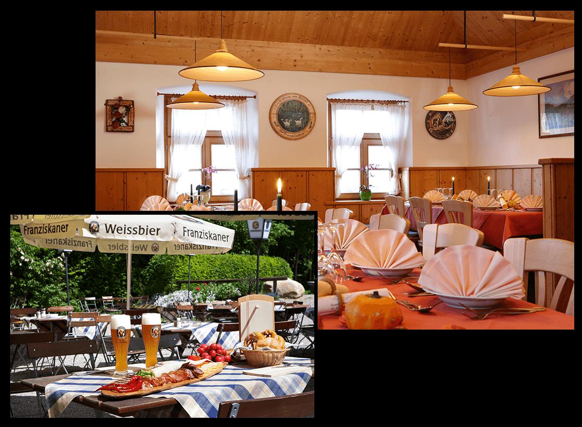 Uebersicht Restaurant