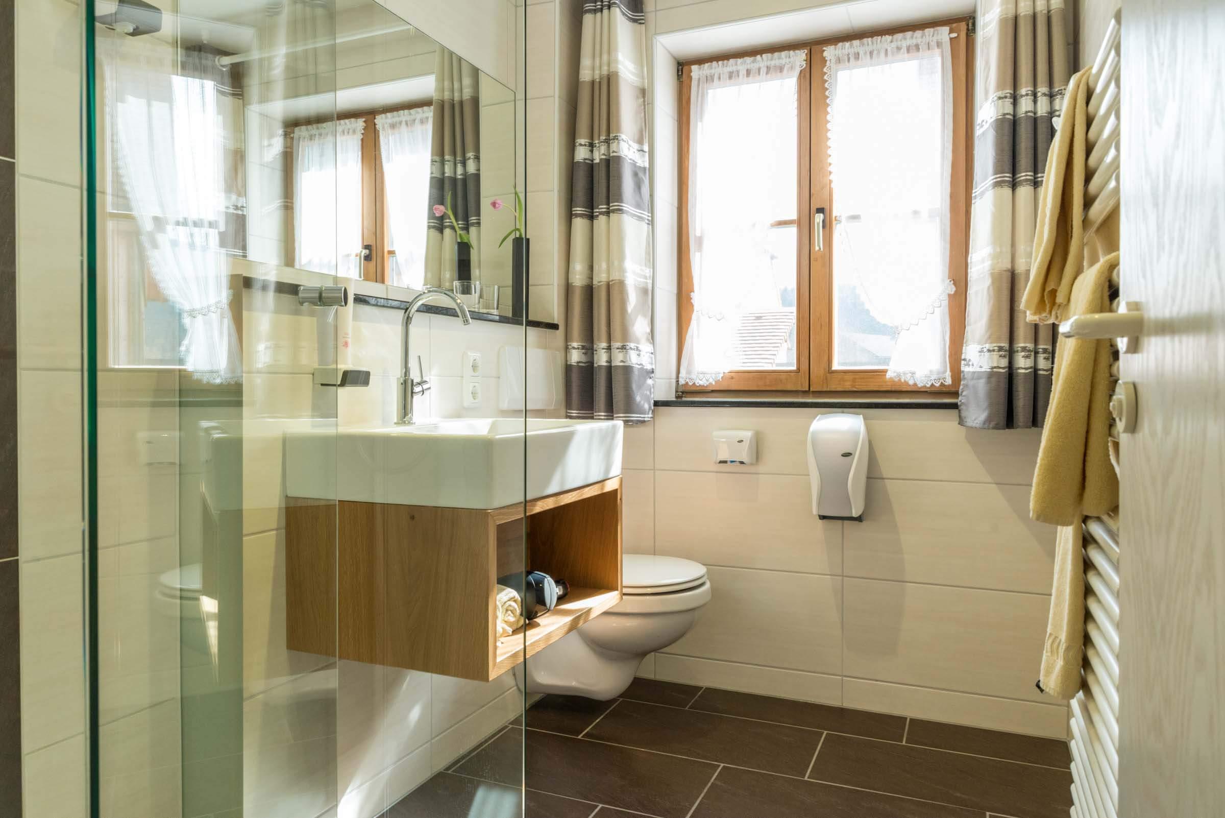Reindlschmiede Badezimmer