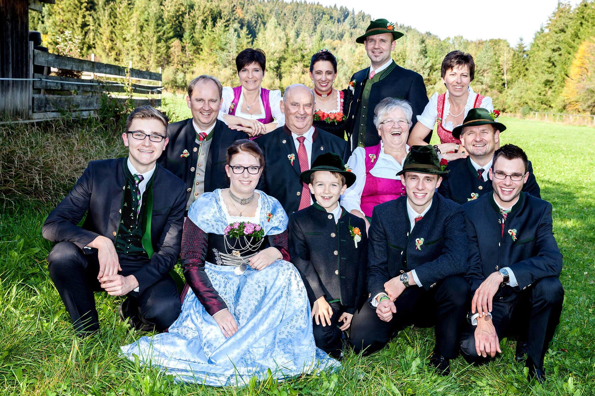 Familie Reindlschmiede